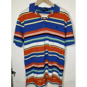 Polo Ralph Lauren Mens Polo Shirt Size Large